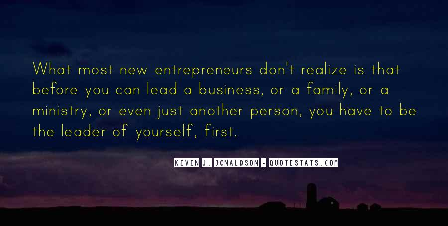 Quotes About Doing Business With Family #100396