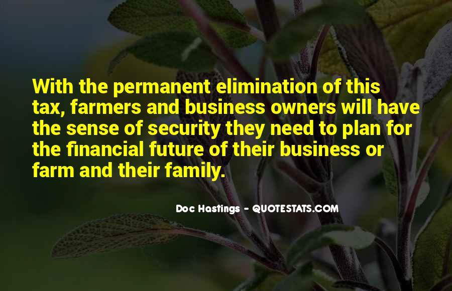 Quotes About Doing Business With Family #12064