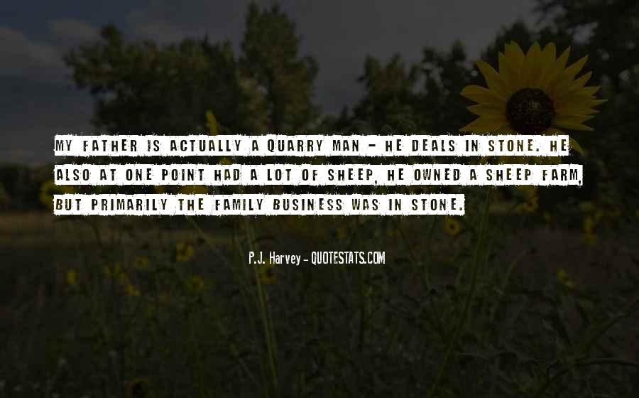 Quotes About Doing Business With Family #125567
