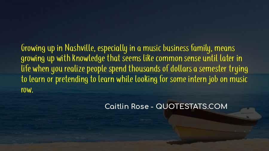 Quotes About Doing Business With Family #88792