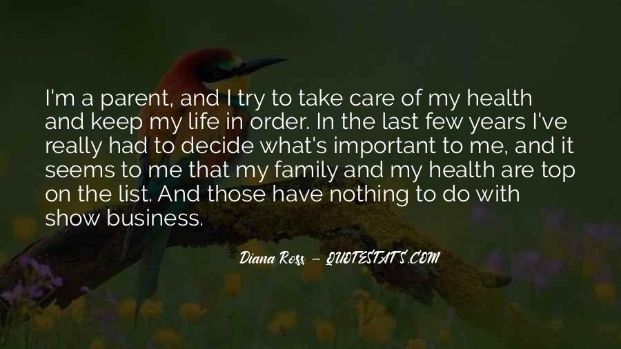 Quotes About Doing Business With Family #89151