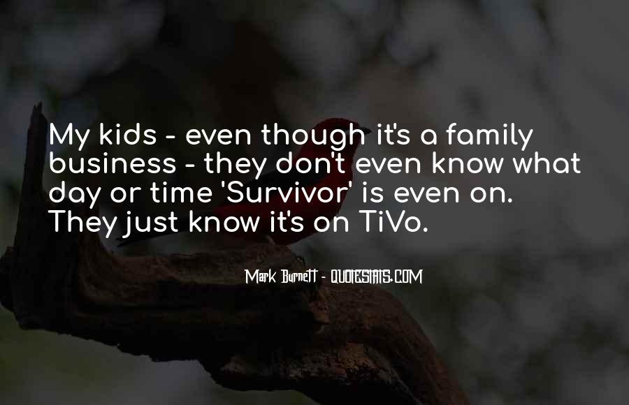 Quotes About Doing Business With Family #91191