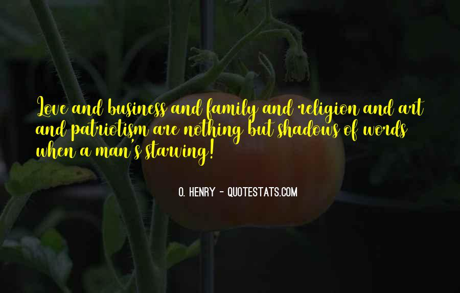 Quotes About Doing Business With Family #99144