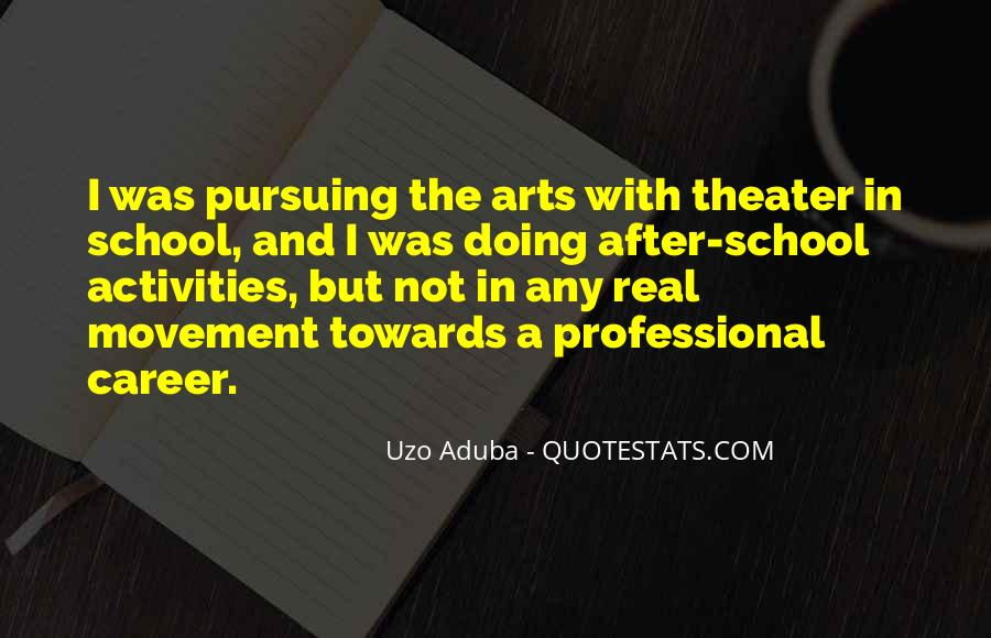 Quotes About Doing Activities #1512395