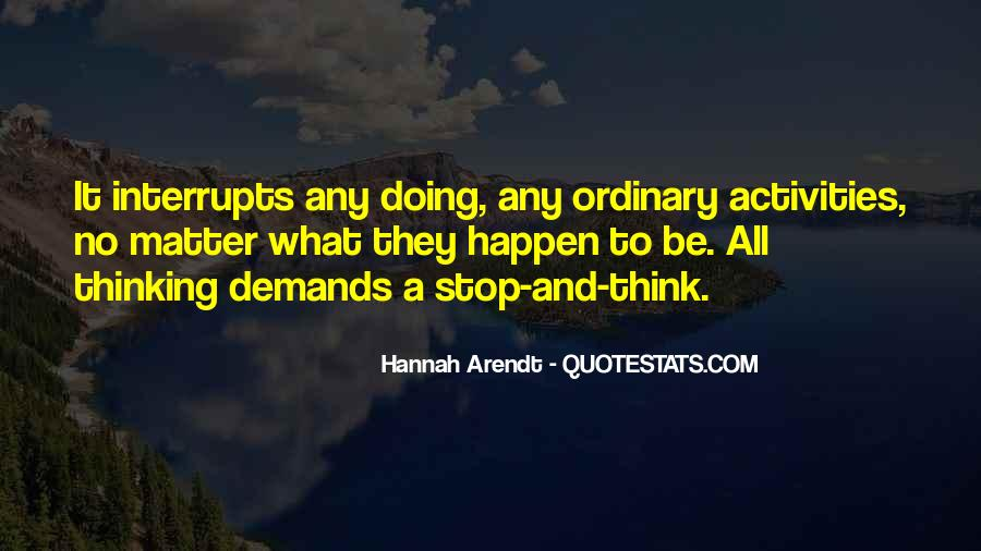 Quotes About Doing Activities #340375