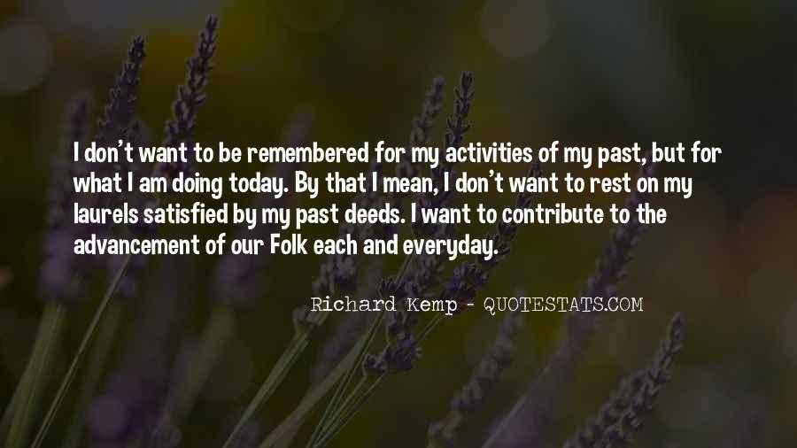 Quotes About Doing Activities #747322