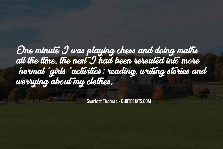 Quotes About Doing Activities #81918