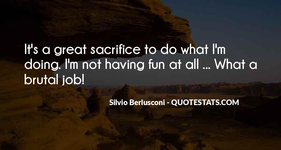 Quotes About Doing A Great Job #610994