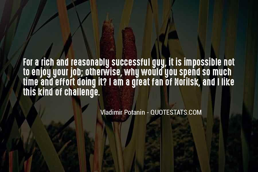 Quotes About Doing A Great Job #9180