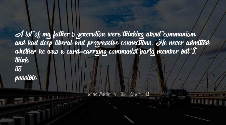 Liberal Progressive Quotes #489752