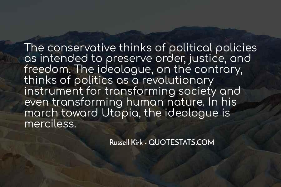 Liberalism Vs Conservative Quotes #330151