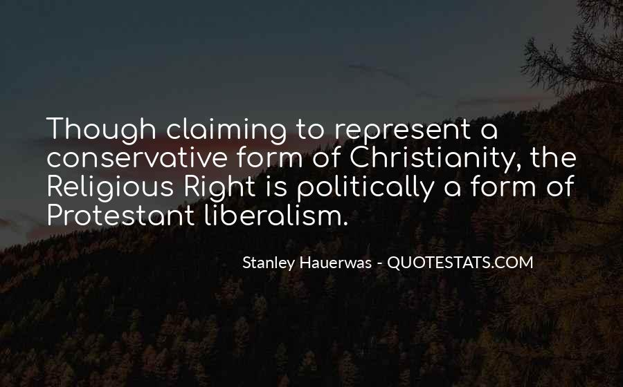 Liberalism Vs Conservative Quotes #883323
