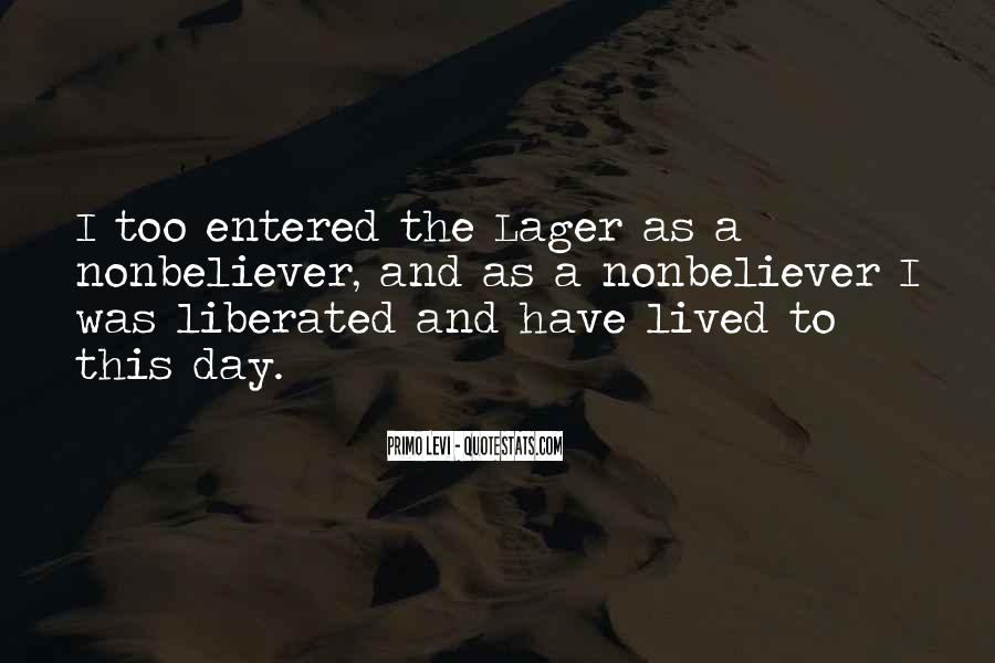 Liberation Of The Holocaust Quotes #176164