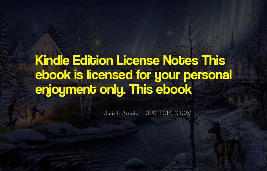 Licensed Quotes #1013910