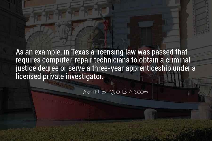 Licensed Quotes #1301067
