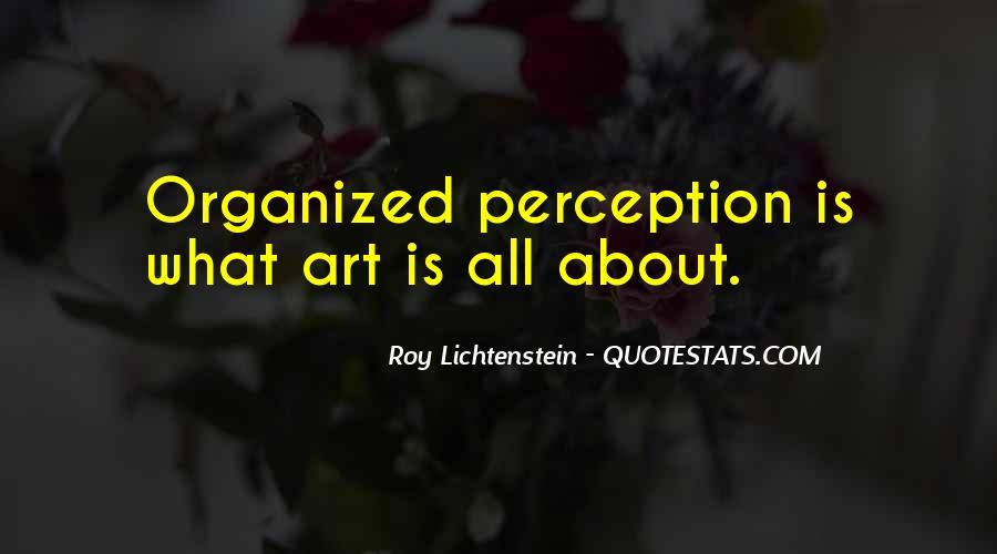 Lichtenstein Pop Art Quotes #1019278