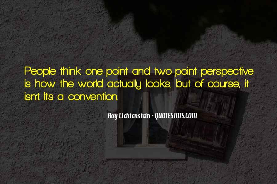 Lichtenstein Pop Art Quotes #1730692