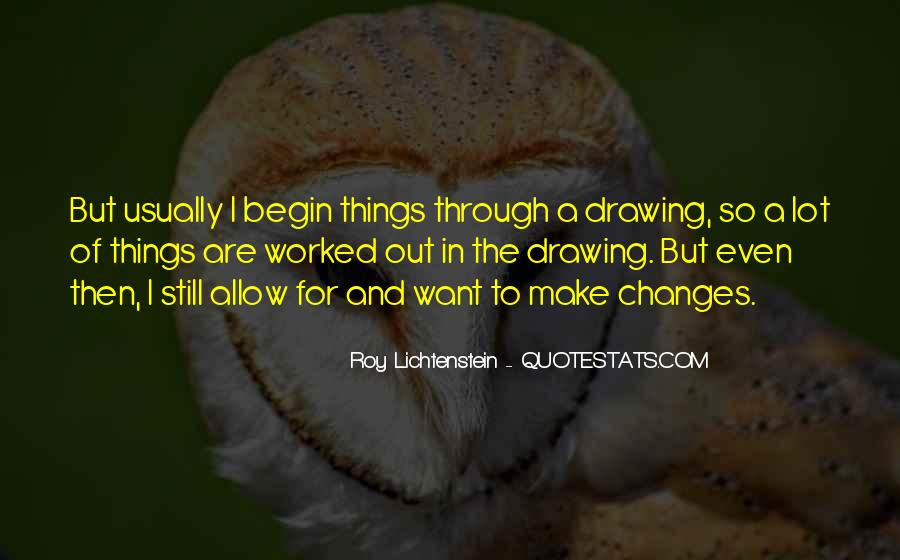 Lichtenstein Pop Art Quotes #262540