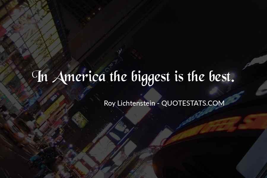 Lichtenstein Pop Art Quotes #27277