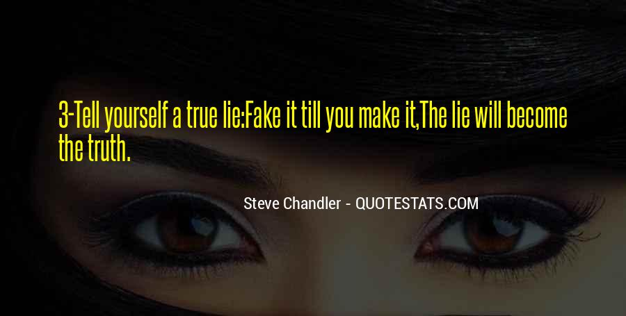 Top 25 Lie And Fake Quotes Famous Quotes Sayings About Lie And Fake