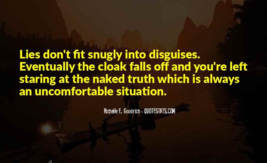 Lie Caught Quotes #47223