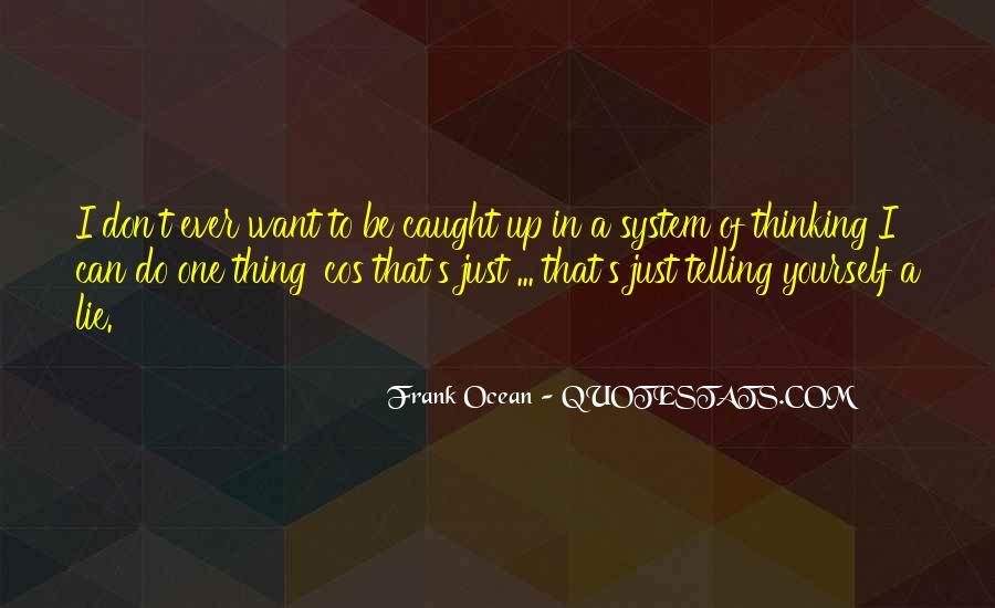 Lie Caught Quotes #975721