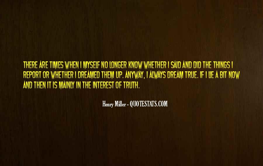 Lie Lie Quotes #12362