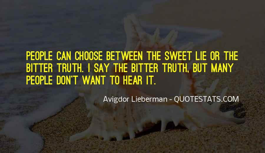Lie Lie Quotes #13598