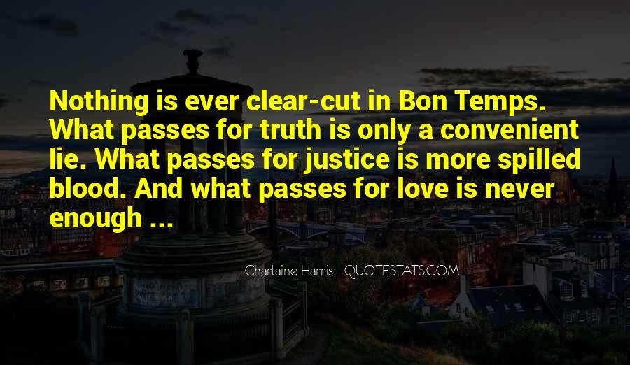 Lie Lie Quotes #16072