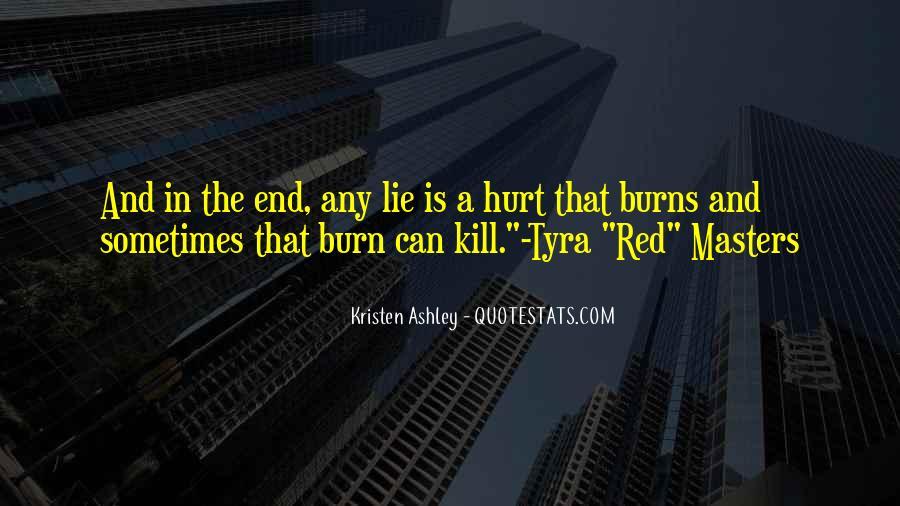 Lie Lie Quotes #17284