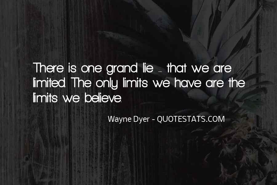 Lie Lie Quotes #17789