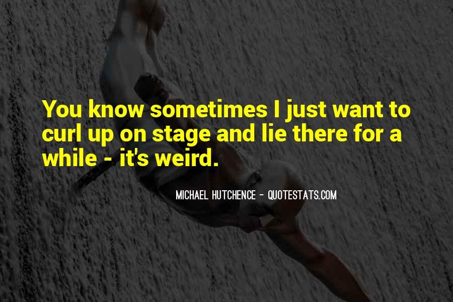 Lie Lie Quotes #19924