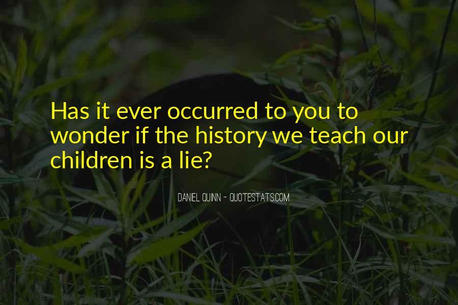 Lie Lie Quotes #26022
