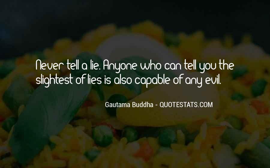 Lie Lie Quotes #26115