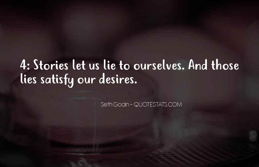Lie Lie Quotes #5387