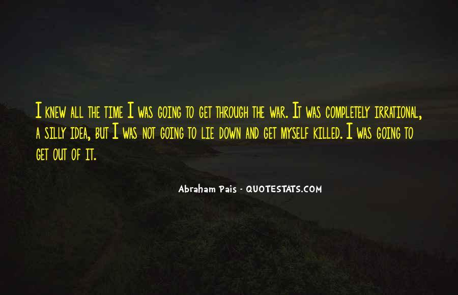 Lie Lie Quotes #8998