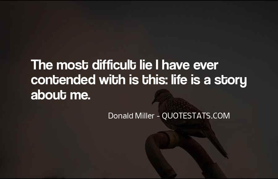 Lie With Me Quotes #1055398