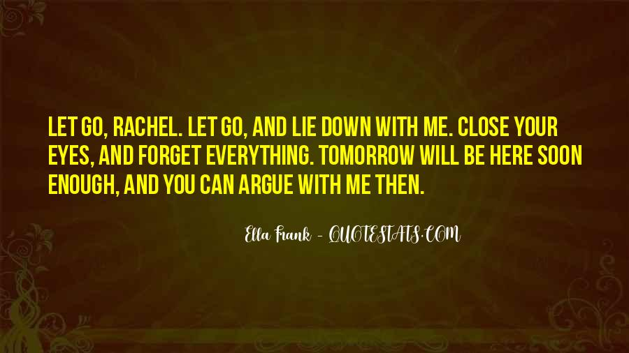 Lie With Me Quotes #1230013