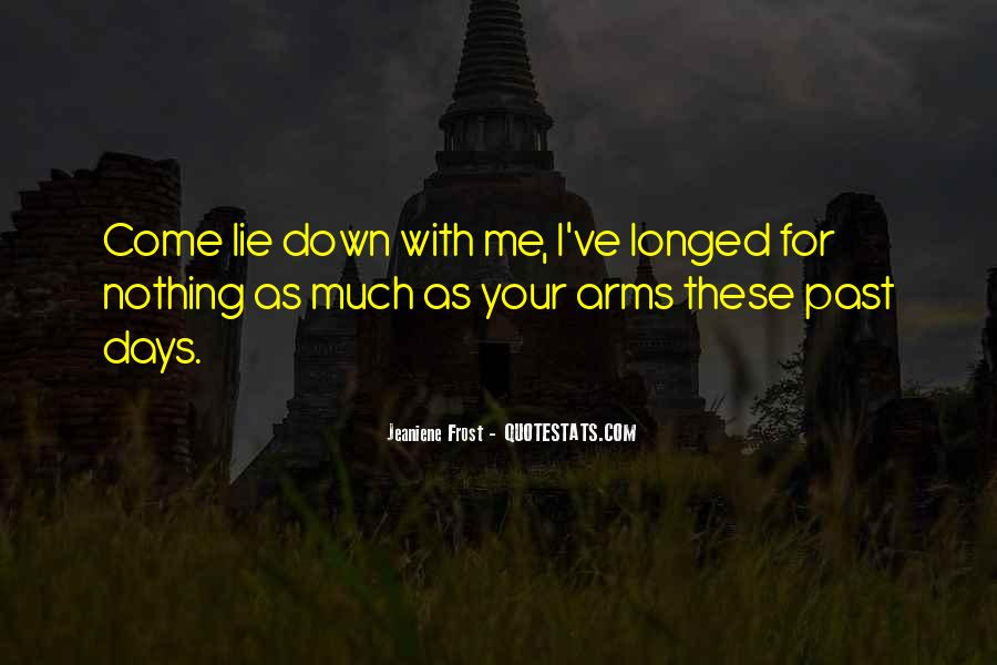 Lie With Me Quotes #181411