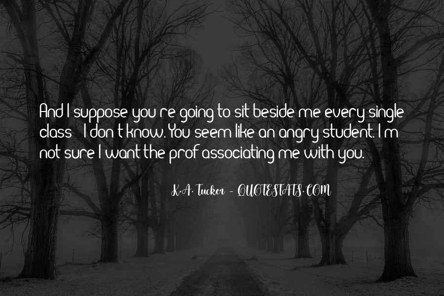 Lie With Me Quotes #18714