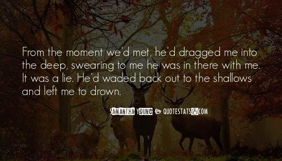 Lie With Me Quotes #308096