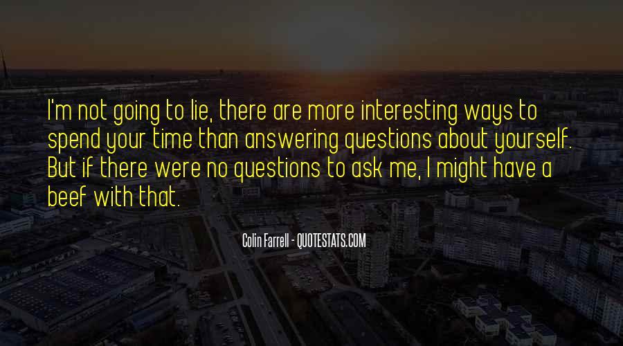Lie With Me Quotes #444441