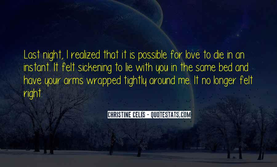 Lie With Me Quotes #583237