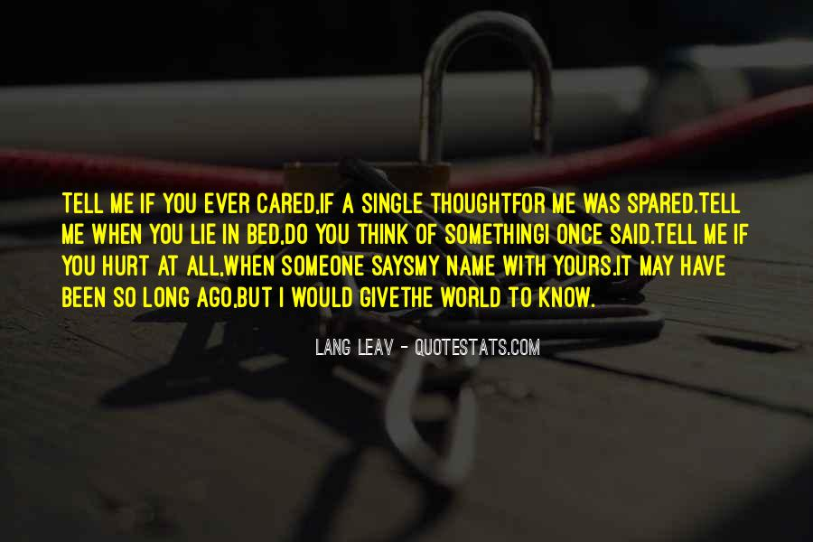 Lie With Me Quotes #635949