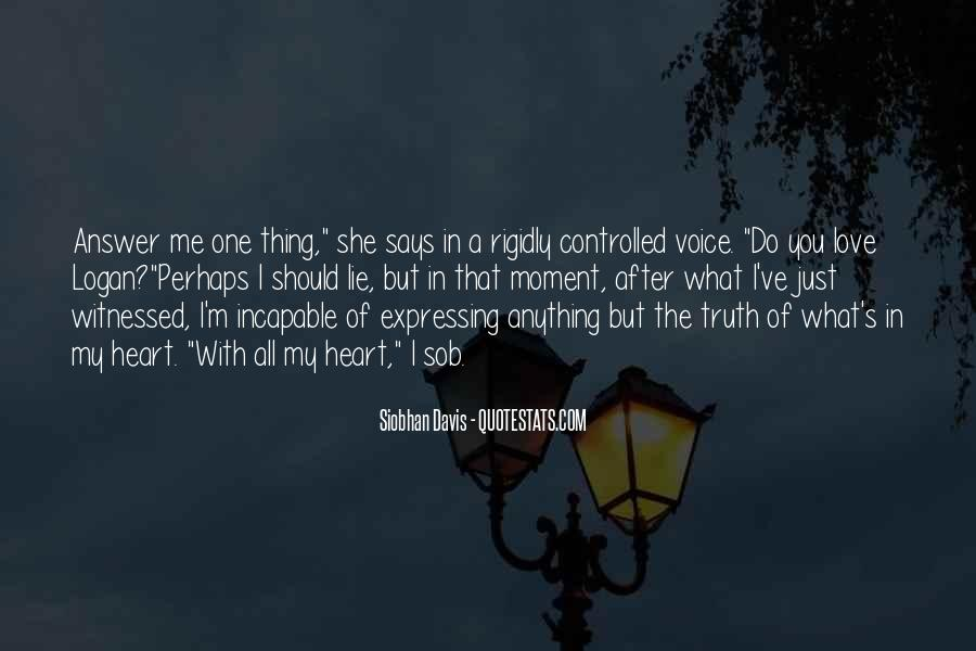 Lie With Me Quotes #935422
