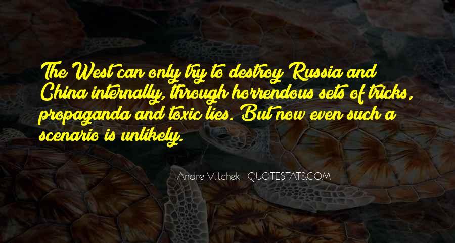 Lies Destroy Quotes #171603