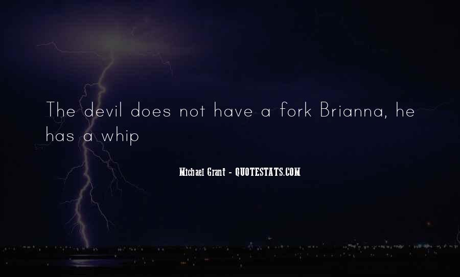 Lies Michael Grant Quotes #650965