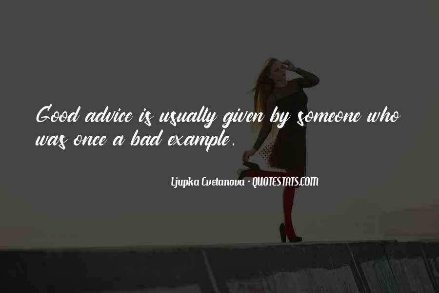 Life Advisor Quotes #1735499