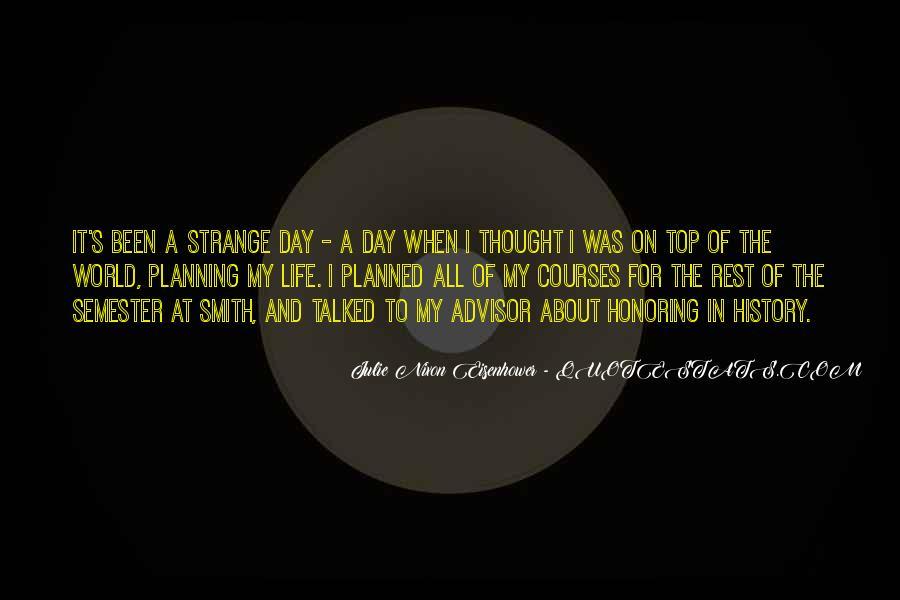 Life Advisor Quotes #1814624