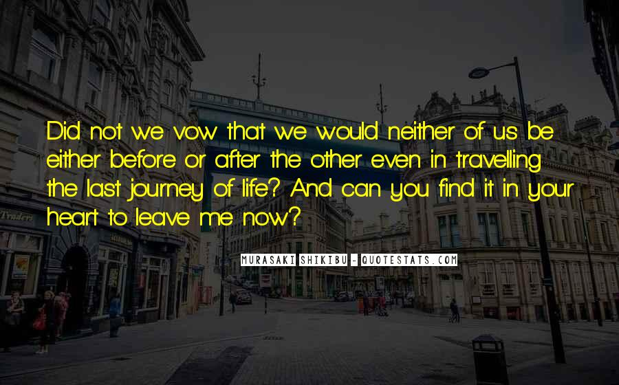 Life After You Quotes #141219